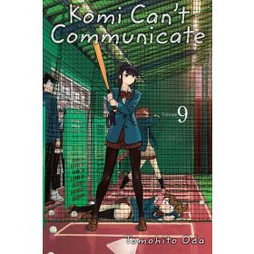 Komi Can't Communicate, Vol. 9 (Paperback)