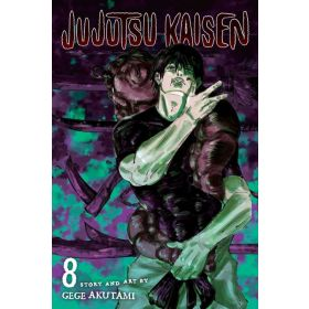 Jujutsu Kaisen, Vol. 8 (Paperback)