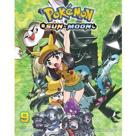 Pokémon: Sun and Moon, Vol. 9 (Paperback)