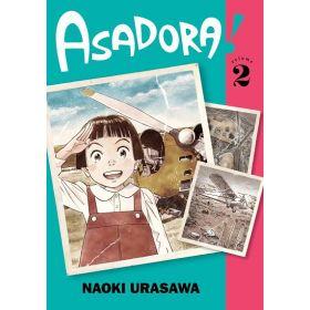 Asadora!, Vol. 2 (Paperback)
