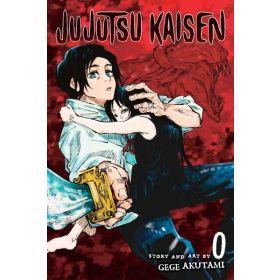 Jujutsu Kaisen 0 (Paperback)