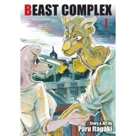 Beast Complex, Vol. 1 (Paperback)