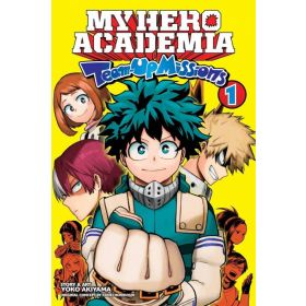 My Hero Academia: Team-Up Missions, Vol. 1 (Paperback)