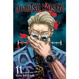 Jujutsu Kaisen, Vol. 11 (Paperback)