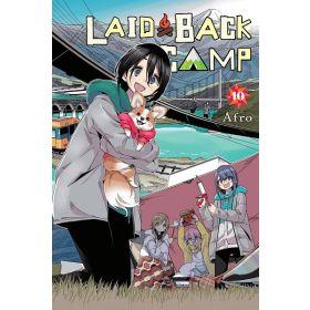 Laid-Back Camp, Vol. 10 (Paperback)