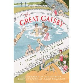 The Great Gatsby: The Graphic Novel (Paperback)