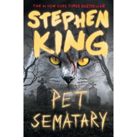 Pet Sematary, Export Edition (Mass Market)