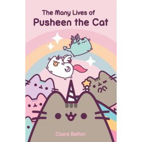 The Many Lives of Pusheen the Cat: I Am Pusheen (Paperback)