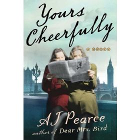 Yours Cheerfully: A Novel, International Edition (Paperback)