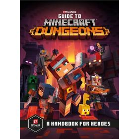 Guide to Minecraft Dungeons: A Handbook for Heroes (Hardcover)