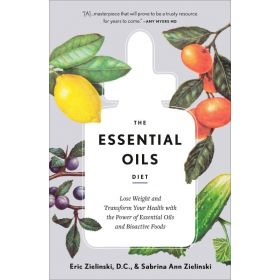 The Essential Oils Diet (Paperback)