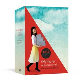 Tidying Up with Marie Kondo: The Book Collection, Boxed Set (Hardcover)
