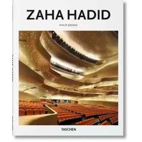 Zaha Hadid, Basic Art Series (Hardcover)