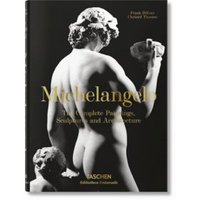 Michelangelo: The Complete Paintings, Sculptures and Architecture (Hardcover)