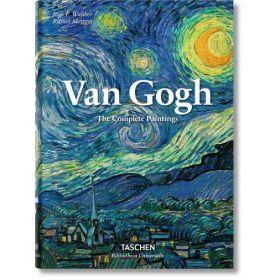 Van Gogh: The Complete Paintings, Bibliotheca Universalis (Hardcover)