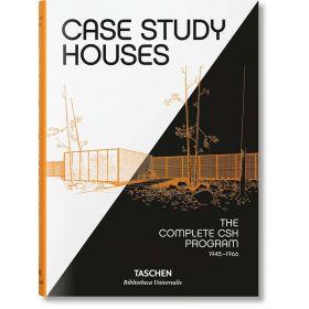 Case Study Houses: Bibliotheca Universalis (Hardcover)