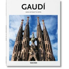 Gaudí: Basic Architecture (Hardcover)