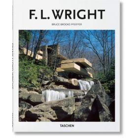 F.L. Wright, Basic Art Series (Hardcover)