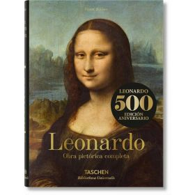 Leonardo da Vinci: The Complete Paintings, Bibliotheca Universalis (Hardcover)