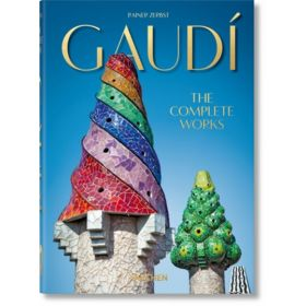 Gaudí: The Complete Works, 40th Anniversary Edition (Hardcover)