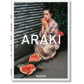 Araki, 40th Anniversary Edition (Hardcover)