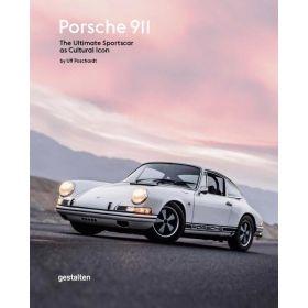 Porsche 911: The Ultimate Sportscar as Cultural Icon (Hardcover)