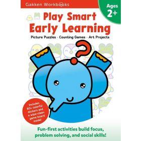 Gakken Workbooks Play Smart: Early Learning 2+ (Paperback)