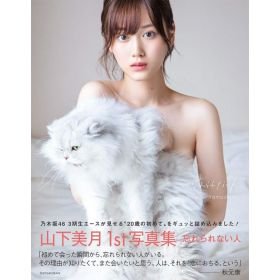 Unforgettable Person: Mizuki Yamashita First Photo Book, Japanese Text Edition (Paperback)