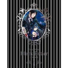 Yana Toboso  Artworks - Black Butler Vol. 1, Japanese Text Edition (Large Book)