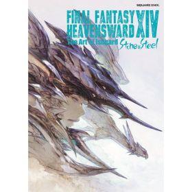 Final Fantasy XIV: Heavensward, The Art of Ishagard - Stone and Steel, Japanese Text Edition (Paperback)