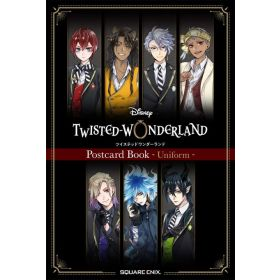 Disney Twisted Wonderland Postcard Book: Uniform, Japanese Text Edition (Paperback)