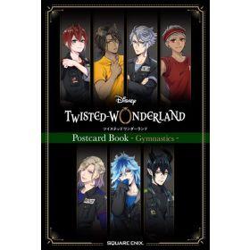Disney Twisted Wonderland Postcard Book: Gymnastics, Japanese Text Edition (Paperback)
