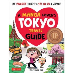 A Manga Lover's Tokyo Travel Guide (Paperback)