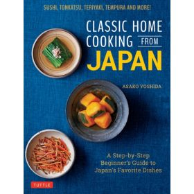 Classic Home Cooking from Japan (Hardcover)