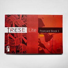 TRESE Lite Postcard, Book 1 (Paperback)