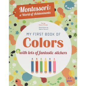 My First Book of Colors: Montessori, A World of Achievements (Paperback)