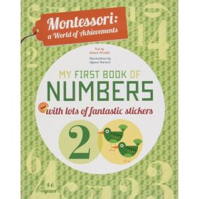 My First Book of Numbers: Montessori, World of Achievements (Paperback)