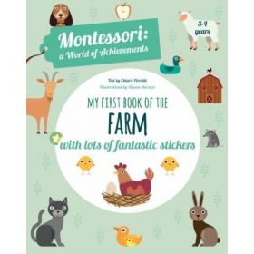 My First Book of the Farm: Montessori a World of Achievements (Paperback)