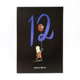 12 Silent Comics (Paperback)