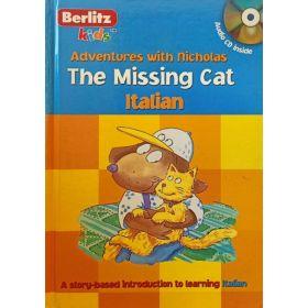 Berlitz Kids: The Missing Cat Italian with CD (Hardcover)