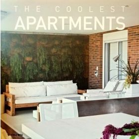 The Coolest Apartments (Hardcover)