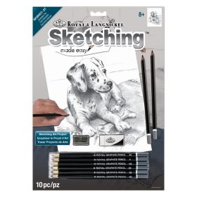 Royal & Langnickel: Sketching Made Easy - Dalmation Pup