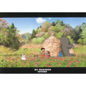 Studio Ghibli: Totoro A4 Clear File, Afternoon