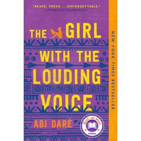 The Girl with the Louding Voice: A Novel (Paperback)