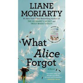 What Alice Forgot (Mass Market)