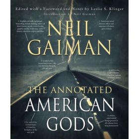 The Annotated American Gods (Hardcover)