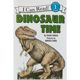 Dinosaur Time: I Can Read Book, Level 1 (Paperback)