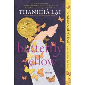 Butterfly Yellow (Paperback)