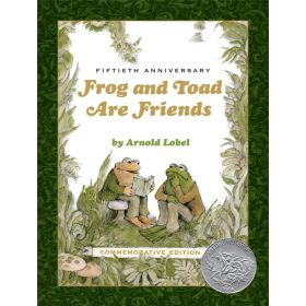 Frog and Toad Are Friends, 50th Anniversary Commemorative Edition (Hardcover)