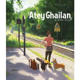 An Artistic Journey: Atey Ghailan (Hardcover)